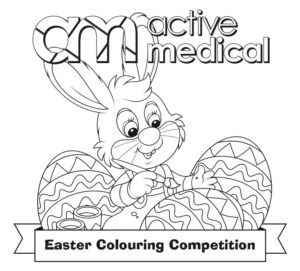 AM Easter Colouring Comp